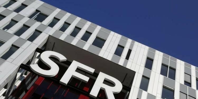 L'opérateur SFR est à nouveau en perte
