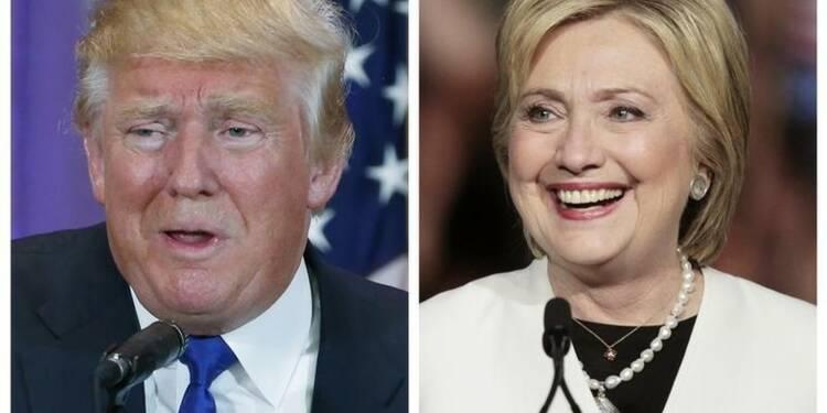 Clinton à la relance à New York, Trump en quête de grand chelem