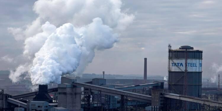 Sidérurgie: Tata Steel vend ses activités au Royaume-Uni et plusieurs usines européennes