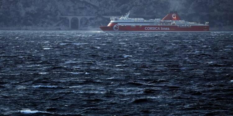 Préavis de grève sur les dessertes maritimes de la Corse