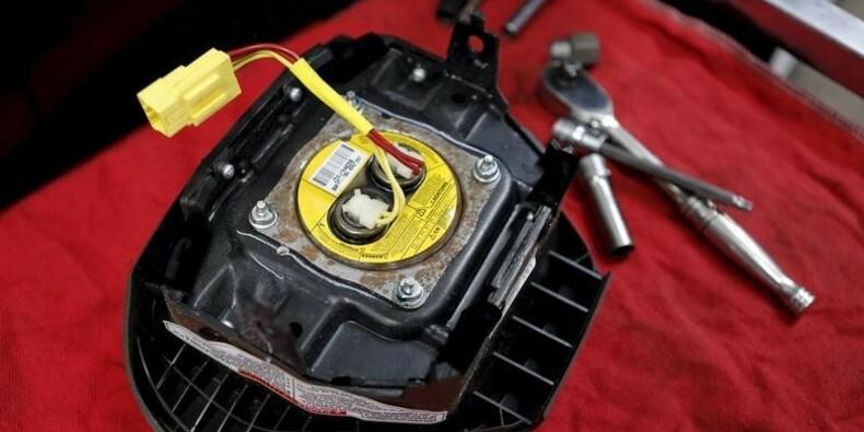 Près de 2,5 millions de nouveaux rappels liés aux airbags Takata