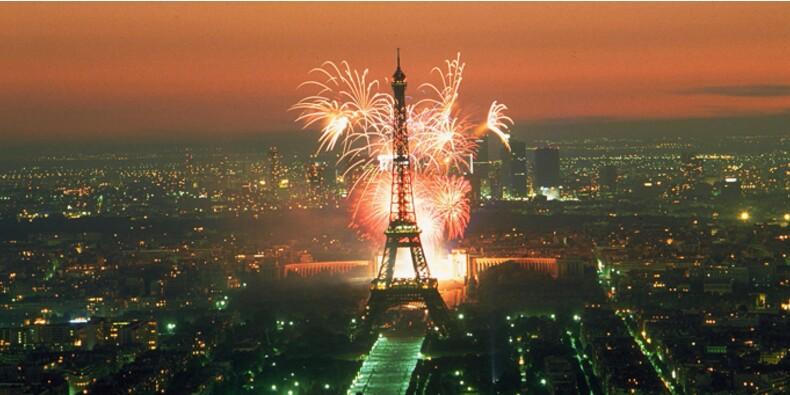 La Tour Eiffel valorisée 435 milliards d'euros