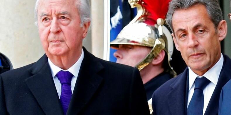 Balladur soutient Sarkozy pour la primaire de la droite