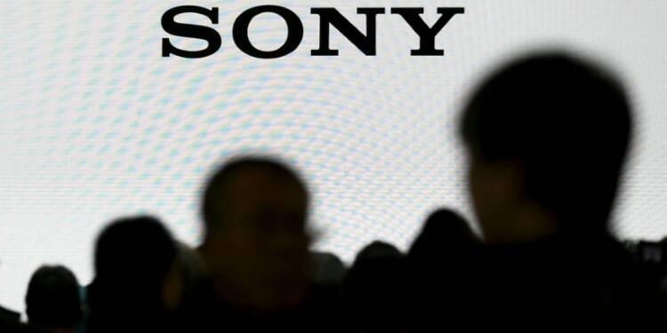 Chute de 42% du bénéfice d'exploitation trimestriel de Sony