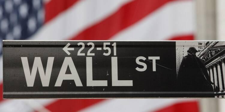 Wall Street confirme sa pause à l'ouverture