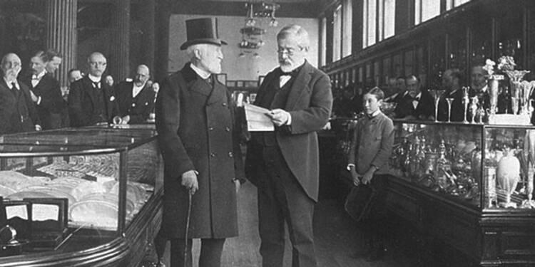 Charles Lewis Tiffany (1812-1902) : l'empereur de la bijouterie de luxe