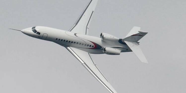 Dassault Aviation ne livrera que 50 jets Falcon en 2016