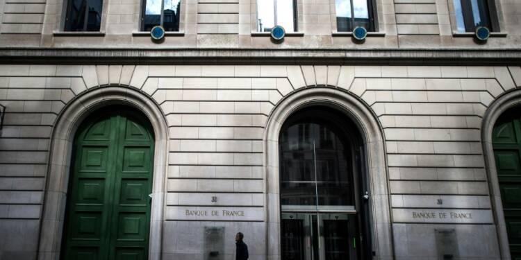 La Banque de France vise 2.400 suppressions de postes d'ici fin 2020