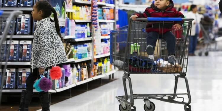 Chiffres encourageants pour la consommation en novembre aux USA