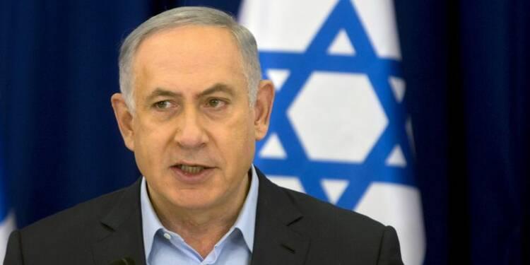 Le gouvernement israélien hostile à l'initiative française