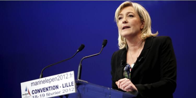 Le FN risque-t-il de faire sombrer l'économie française ?
