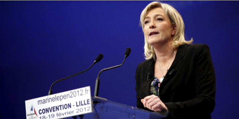 Le programme de Marine Le Pen, Front national