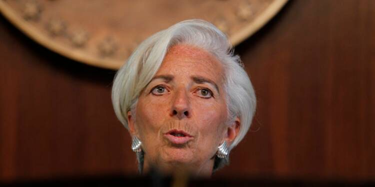 Valls soutient Lagarde pour un nouveau mandat au FMI