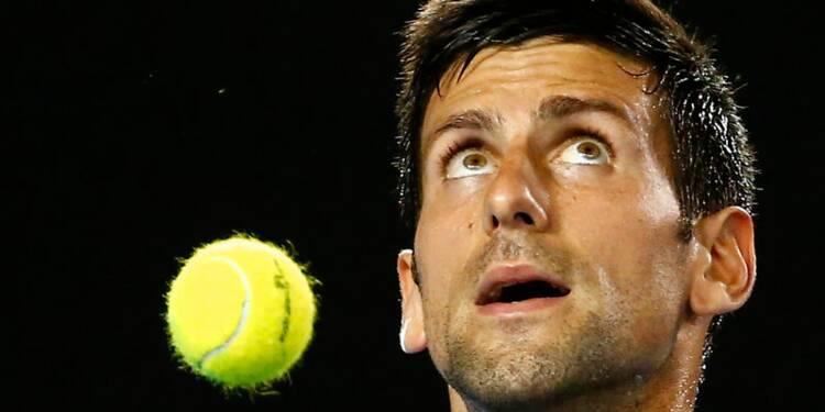 Djokovic dément avoir volontairement perdu un match en 2007