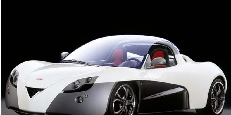 Venturi Fetish, 2006 : La première sportive 100% électrique