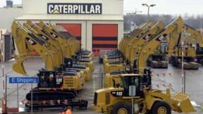 Caterpillar, malgré une baisse du CA, reste optimiste