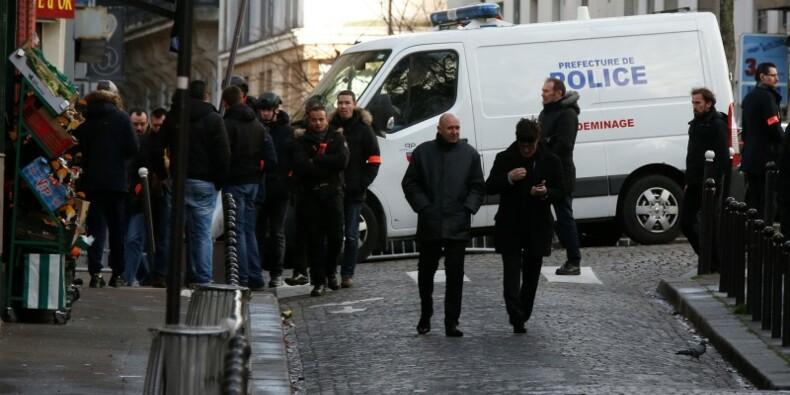 Un homme projetant une action au nom de l'EI abattu à Paris