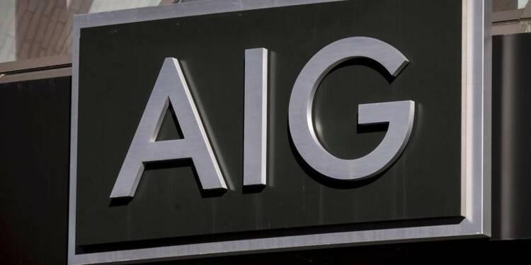 AIG a raté le consensus un 3e trimestre d'affilée