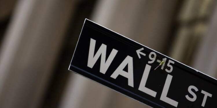 Wall Street clôture en baisse dans l'attente de la Fed