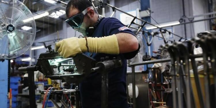 L'industrie britannique pénalisée par un hiver doux