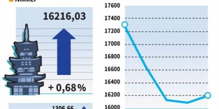 La Bourse de Tokyo retrouve le chemin de la hausse
