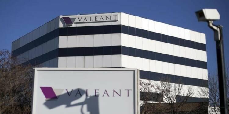 Le nouveau patron de Valeant veut réduire la dette