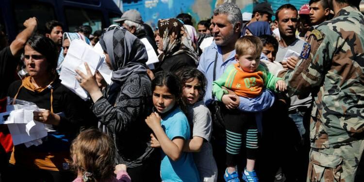Les migrations entre la Turquie et la Grèce en net recul