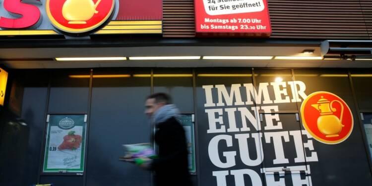 Recul de 1,1% des ventes au détail en mars en Allemagne