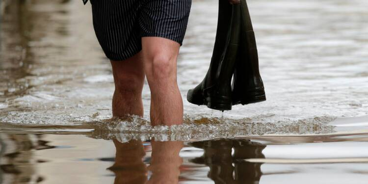 Un fonds d'extrême urgence pour les victimes d'inondations