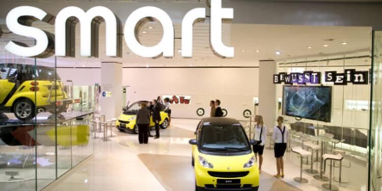Les salariés de Smart se convertissent aux 39 heures