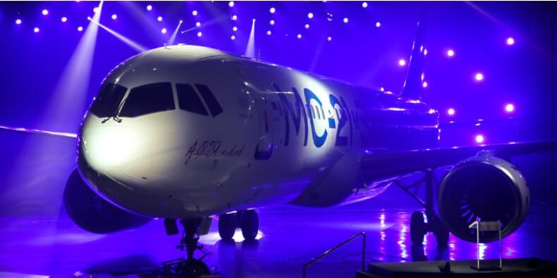 MC-21 : l'avion russe qui veut concurrencer Airbus et Boeing
