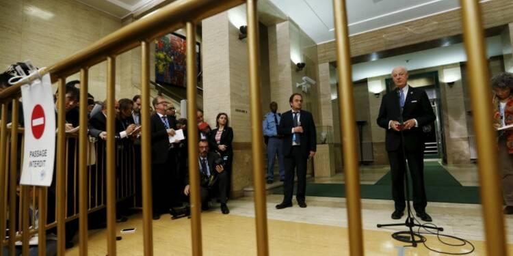 La délégation de l'opposition syrienne est à Genève