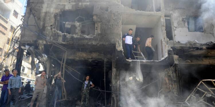 Attentat près d'un lieu saint chiite dans le sud de Damas