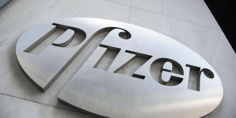 Pfizer affiche au 2e trimestre des résultats meilleurs que prévu