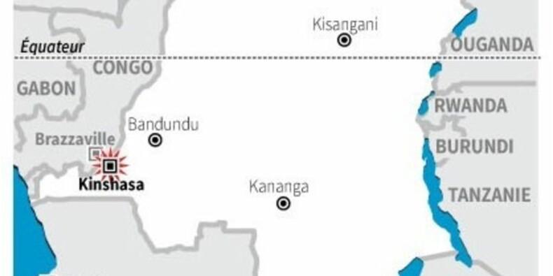 Opération ville morte à Kinshasa et grève générale