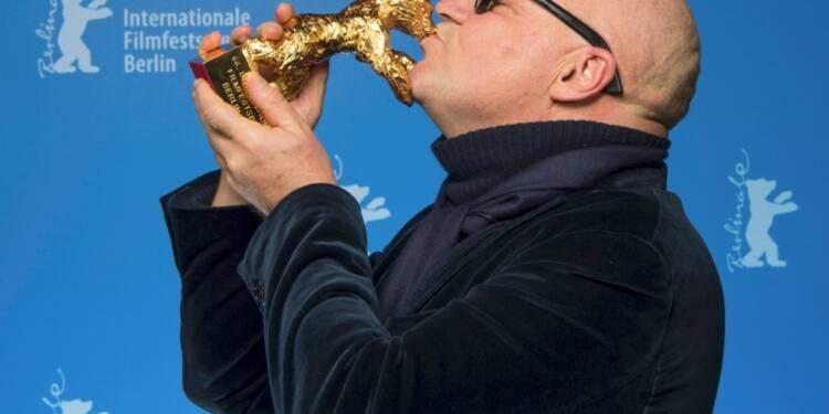 "Le documentaire ""Fuocoammare"" Ours d'or au festival de Berlin"