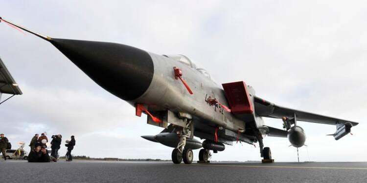 Le Bundestag approuve l'engagement militaire allemand en Syrie