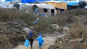 """Feu vert à l'expulsion du sud de la """"jungle"""" de Calais"""