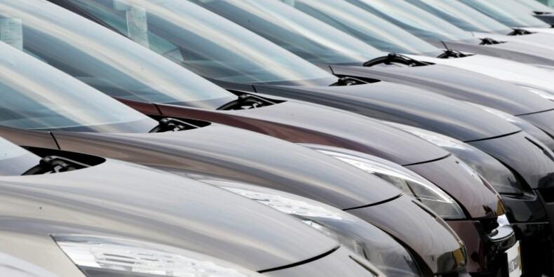 Le marché automobile européen en hausse de 5,7% en mars