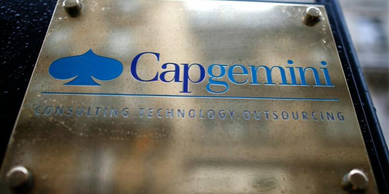 Capgemini brille en Bourse après son rachat d'actions