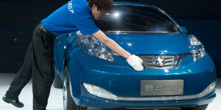 Nissan va lancer une voiture électrique 30% moins chère en Chine