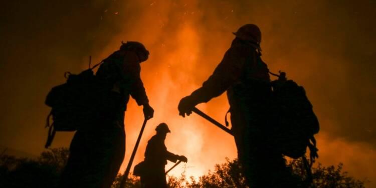Incendie géant en Californie: plus de 80.000 évacués