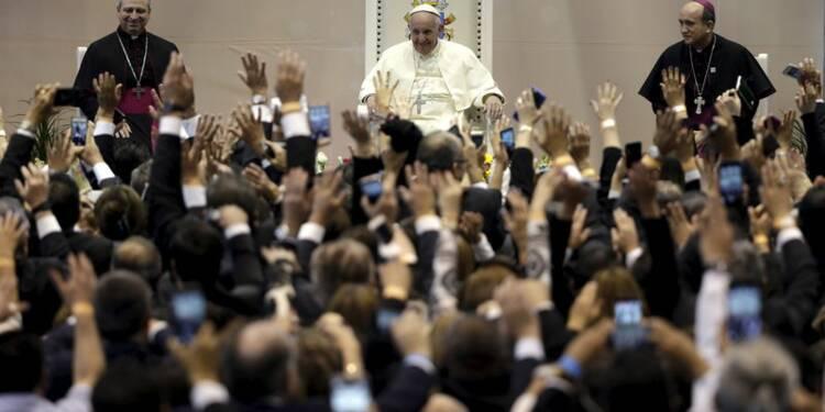 Au Mexique, le pape fustige les esclavagistes