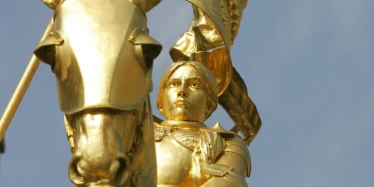 Rouen: les fêtes Jeanne d'Arc, victimes de coupes budgétaires, limitées à des discours