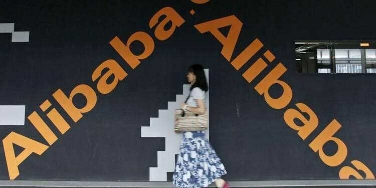 Alibaba affiche un CA meilleur que prévu, bonne fin d'année