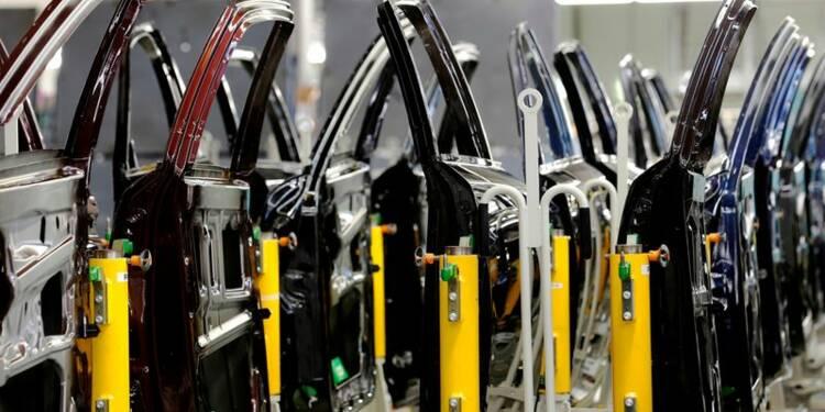 Hausse de 5,3% du marché automobile en mars en Grande-Bretagne