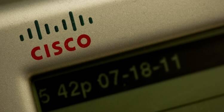 Cisco sabre 5.500 emplois pour mieux se recentrer sur les services