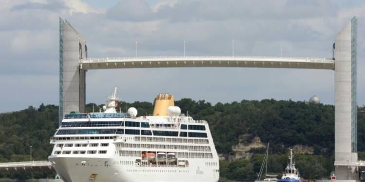 Port de Bordeaux: la Cour des comptes s'inquiète