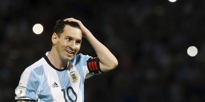 Lionel Messi victime d'accusations mensongères, dit sa famille