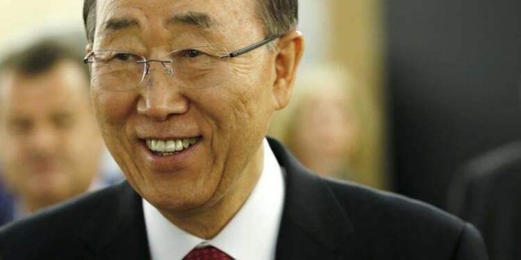 Ban Ki-moon appelle à la solidarité envers les réfugiés syriens